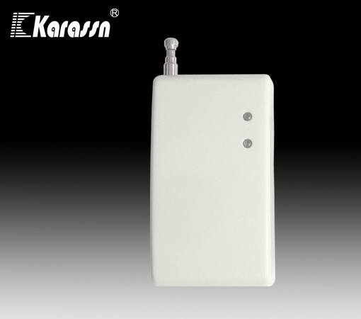 Wired to wireless transfer Compatible with KS alarm host