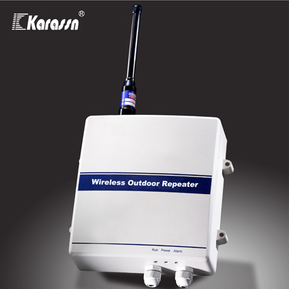 KS series Wireless detector outdoor repeater