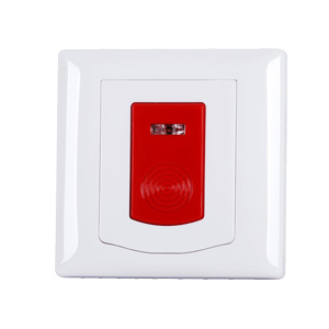 Focus Embedded wireless emergency button