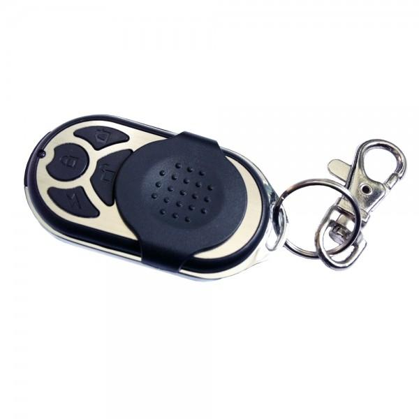 Focus Metal Surface Wireless Remote Controller