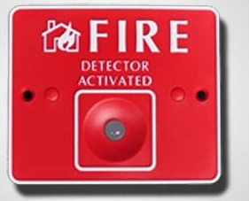 Visible Alarm Indication Remote LED