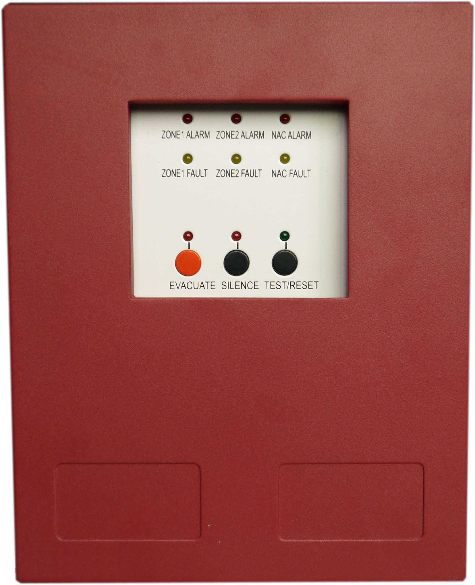 Fire Alarm Control Panel 2 zones Conventional Fire communication