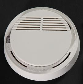 Wireless Smoke Detector Fire Alarm Sensor