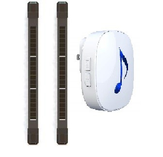 Safety Home Wireless Break Beam System anti theft