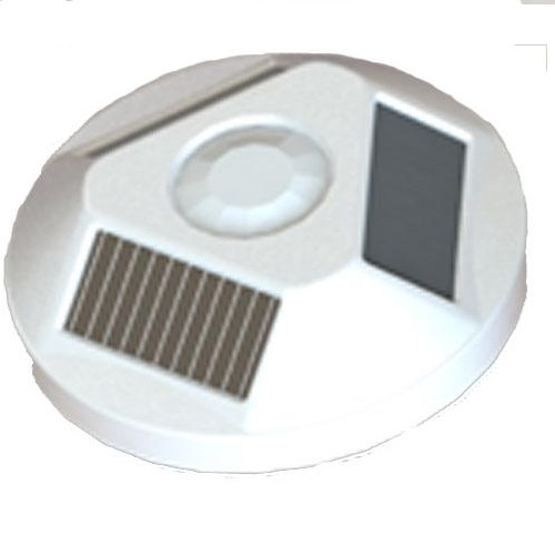 solarpowered wireless ceilingmount pir detector hbt305