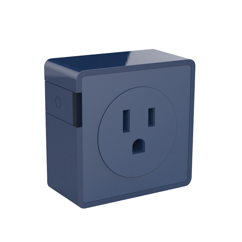smart outlet overcurrent protection remote control wifi network