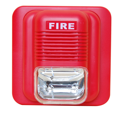 Fire Alarm Signal Light For Fire Evacuation Fire Warning