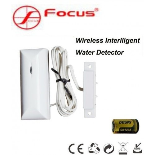 Wireless Water Leakage Detector Home Security Kits