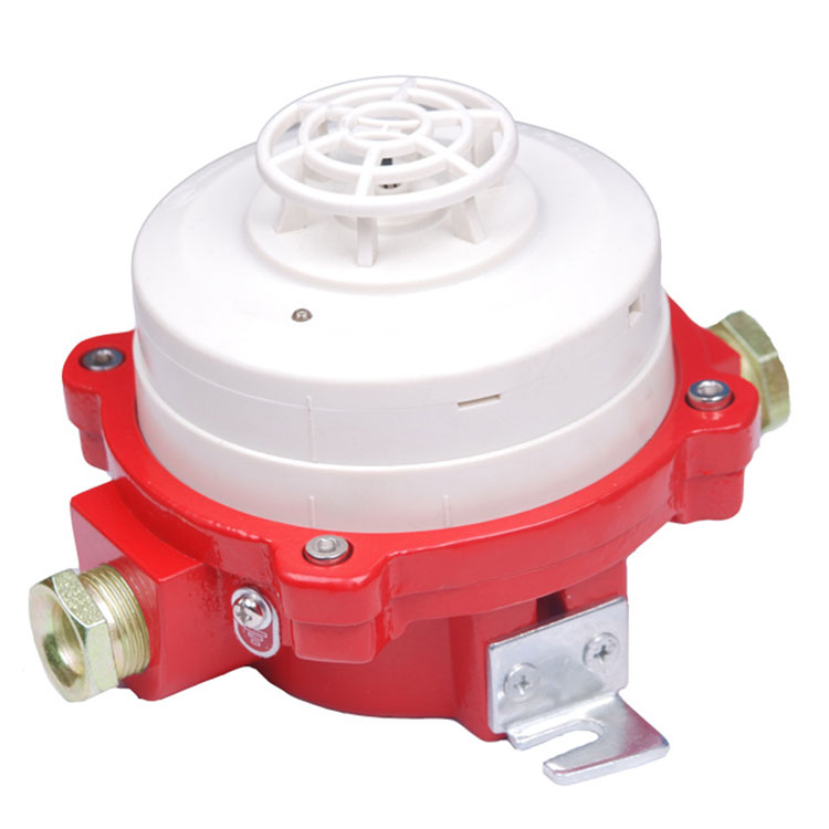 Heat Detector Explosion Proof fire alarm component